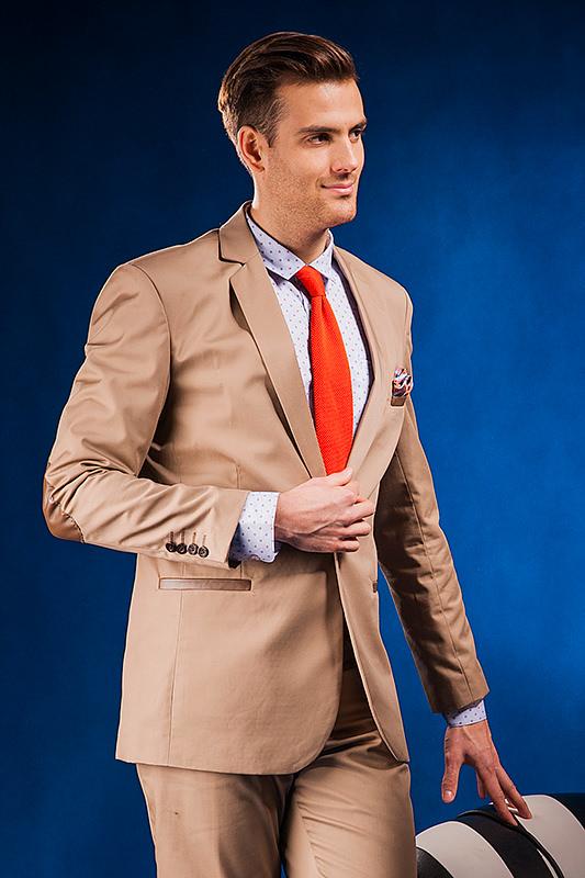 39ed70b6862d1 Sportovní pánský oblek, který ušijeme speciálně pro Tebe! | M&M SUITS